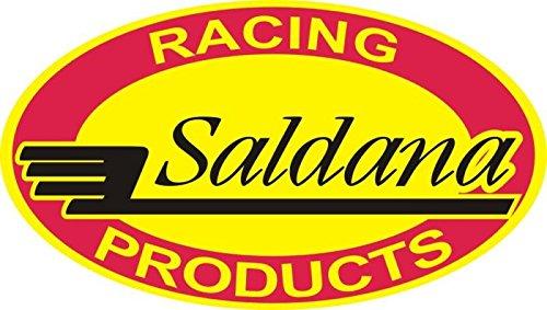 Saldana Racing Tanks VC2-SINGLE VALVE COVERS W/CROSS