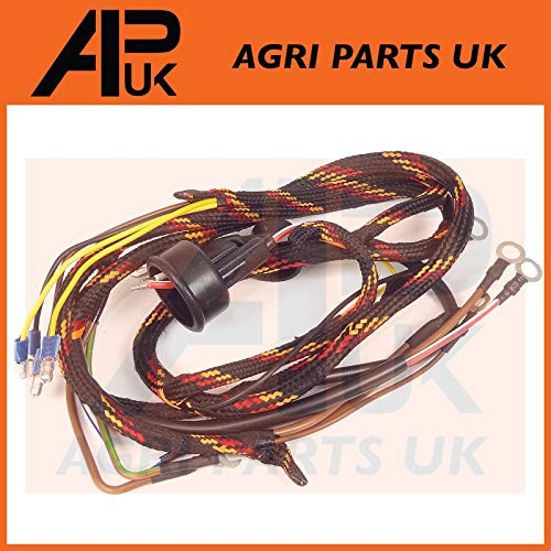 Wiring Harness Loom Compatible with Massey Ferguson 35 35X Tractor AD3.152 Perkins Engine: