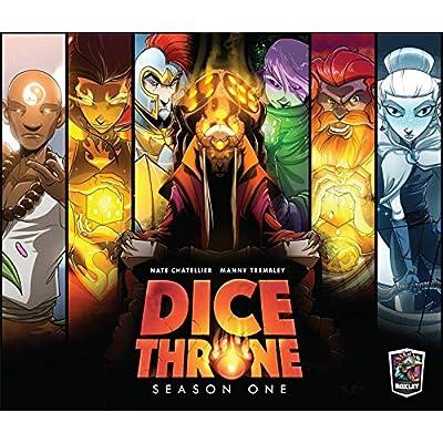 Dice Throne Season 1 - 4009613 , 1988884179 , 454_1988884179 , 39.99 , Dice-Throne-Season-1-454_1988884179 , usexpress.vn , Dice Throne Season 1