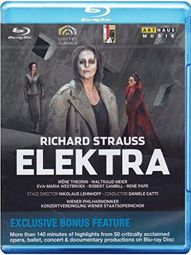 - Strauss: Elektra Special Edition Blu-Ray - Exclusive Bonus Feature