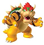 Roommates 684Slm Bowser Peel & Stick Giant Wall Decal Picture