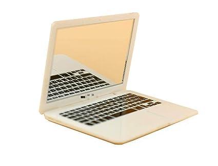 Color Random Mini Computer Laptop 1:12 Dollhouse Miniature WL