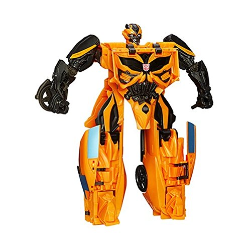 Hasbro A7799E24 Transformers Movie 4 Mega Flip Bumblebee