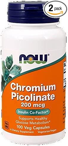 usos del picolinato de cromo en la diabetes
