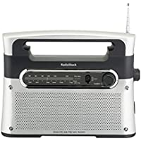 RadioShack Portable Analog Tuning AM/FM/Weather Tabletop Radio
