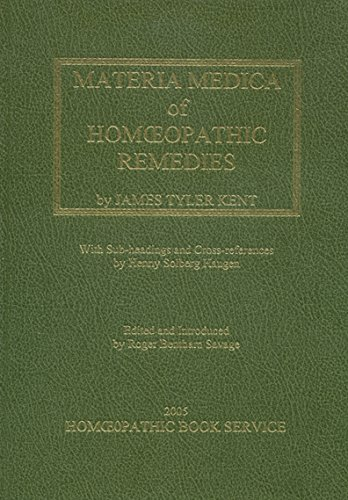 Download Lectures on Materia Medica of Homoeopathic Remedies with New Remedies pdf
