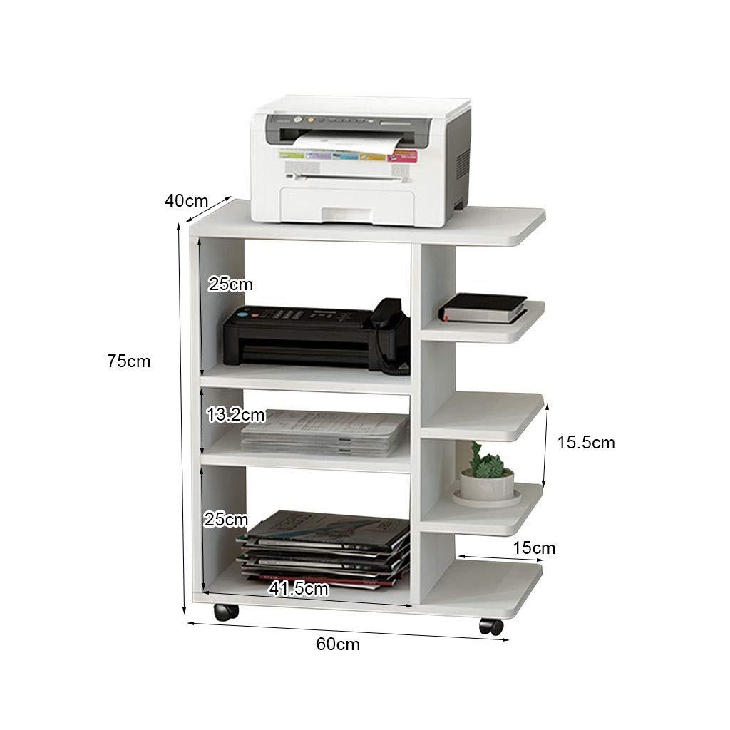 Amazon.com: Estantería para impresoras de escritorio ...