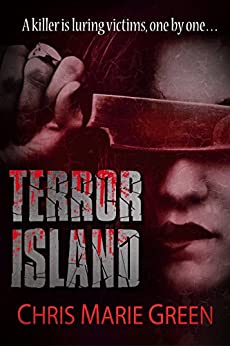 Terror Island: A Final Girls Book by [Green, Chris Marie]