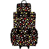 BlueFig TB19 Sewing Machine Carrier/Project Bag/Notion Bag (Dottie)