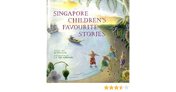 Singapore Childrens Favorite Stories Kindle Edition By Diane