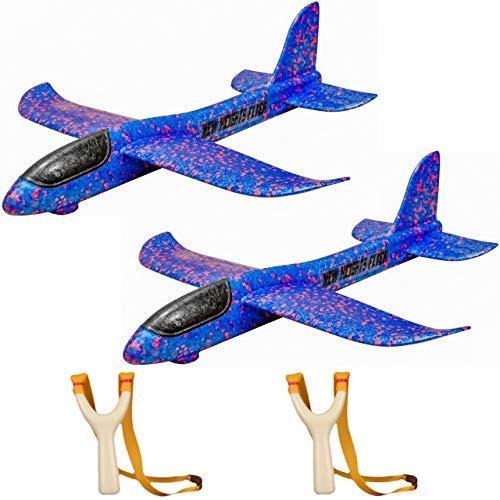 New Heights Flyer - Slingshot Launch Foam Glider 19