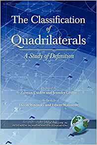 Amazon.com: The Classification of Quadrilaterals: A Study