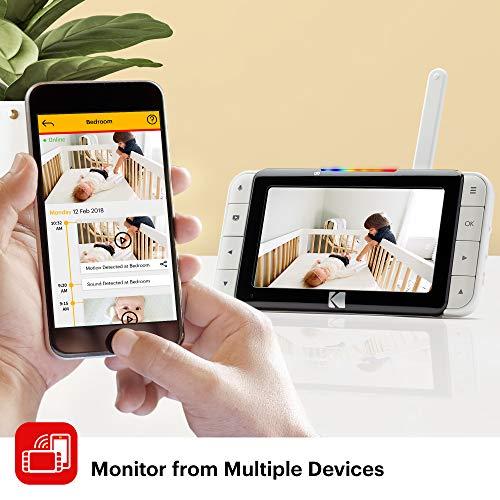 Baby Monitors - KODAK Cherish C525 Video Baby Monitor