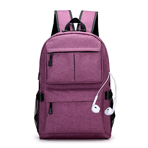 5ad208df588a GS.Lee Casual Backpack Canvas Multipurpose Daypack School Bag Hiking ...