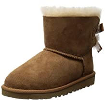 UGG Australia Kids Mini Bailey Bow Boot