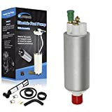 99 grand cherokee fuel pump - POWERCO High Performance Universal Gas Electric E7006 Fuel Pump and Strainer Repair Kit Set for JEEP Wagoneer 1987 1988 1989 1990 L6 4.0L