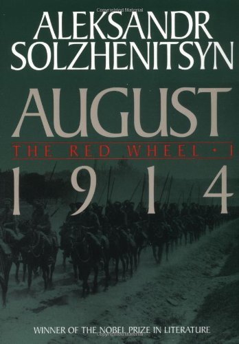 Book cover for August 1914