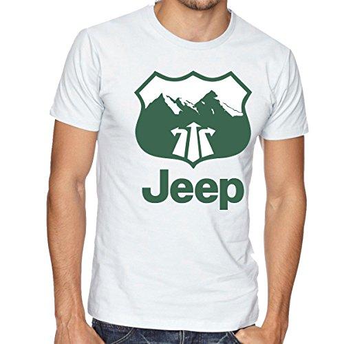 Jeep Auto car T-Shirt -698