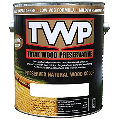 TWP 1511 California Redwood Low Voc Preserv Stain gal