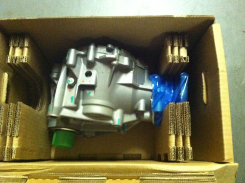 Case New Transfer - MAZDA FACTORY OEM CX-9 TRANSFER CASE NEW