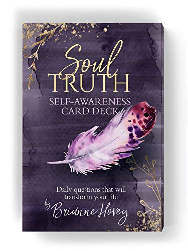 - Soul Truth Self-Awareness Card Deck