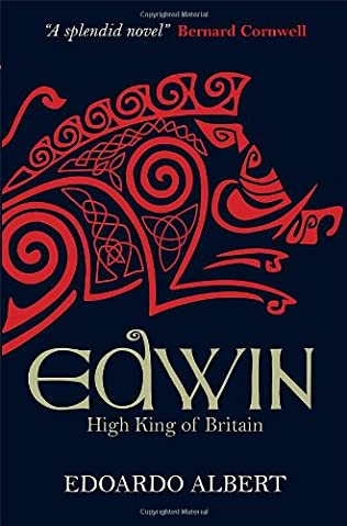 book cover of Edwin: High King of Britain