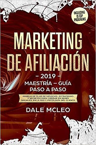 Amazon.com: MARKETING DE AFILIACIÓN 2019: Maestría – Guía ...