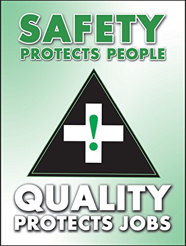 Accuform PST116 Safety Awareness Poster,