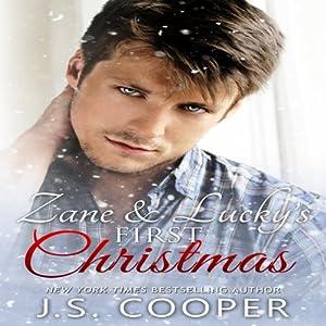 Zane & Lucky's First Christmas Audiobook