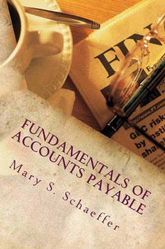 Download Fundamentals of Accounts Payable Pdf