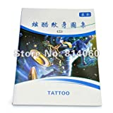 K Style : Tattoo Books The new The cool Tattoo Atlas (two) A4 paper -