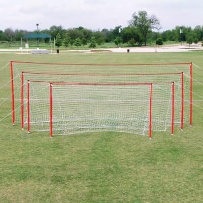 SSN 1366517トレーニングj-goal44 ; 6 x 18 ft。 B07BSFW47V