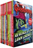 Goosebumps Series 10 Books Collection Set (Classic Covers)