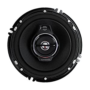 "2) Kenwood KFC-1695PS 6.5"" 320W 3-Way + 2) KFC-6985PS 6x9"" 600W 4-Way Speakers"