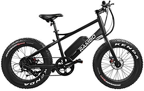 Rambo R350 Compact Power Electric All Terrain Bike Bicycle 2018
