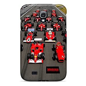 (Vctm1491)durable Protection Case Cover For Galaxy S4(formula1)