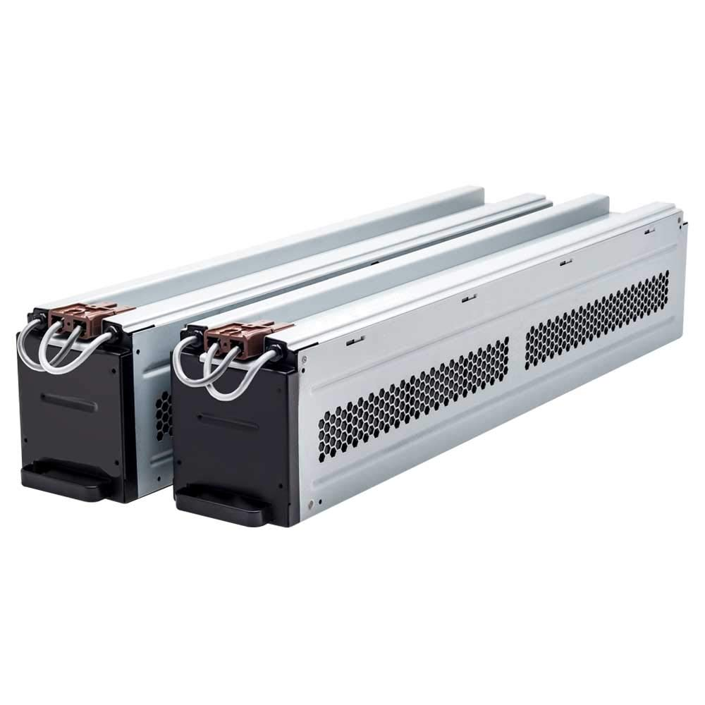 APC Smart-UPS RT 3000VA 208V SURTD3000RMXLT3U New RBC140 Compatible Replacement Battery Set by UPSBatteryCenter by UPS Battery Center
