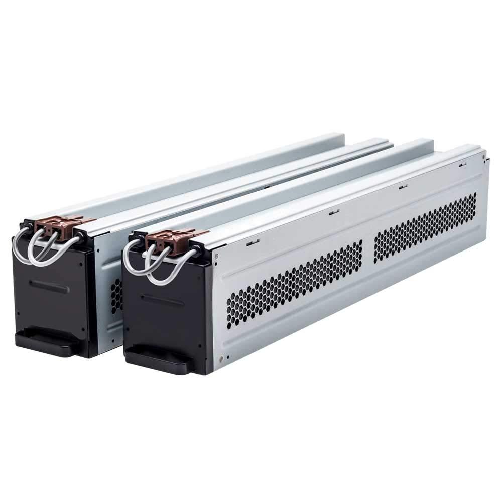 APC Smart UPS RT 5000VA RM 208V to 208/120V SURTD5000RMXLP3U New RBC140 Compatible Replacement Battery Set by UPSBatteryCenter