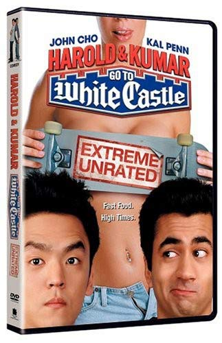 Harold & Kumar Go to White Castle (Extreme Unrated Edition) (Harold & Kumar Go To Guantanamo Bay)
