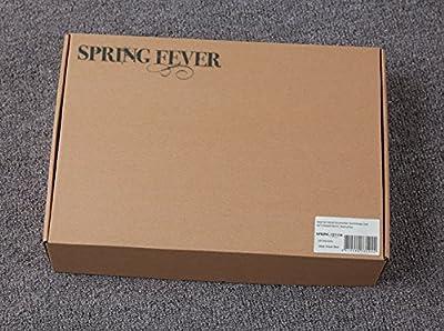 Spring Fever Women's Retro VintageOne Piece Pin Up Bandeau Swimsuit