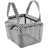 Haundry Mesh Shower Caddy Tote,Portable College