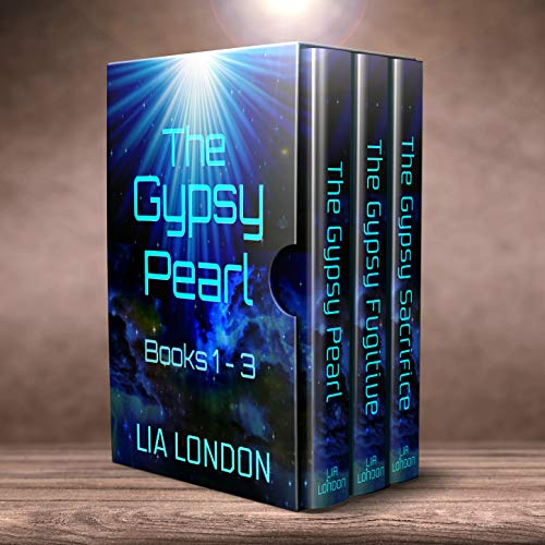 The Gypsy Pearl Boxed Set: Books 1 - 3 (Make A Sentence With The Word Traveller)