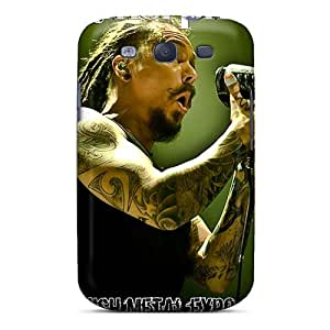 Curry-cases Premium Protective Hard Case For Galaxy S3- Nice Design - Amorphis Band