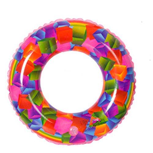 enfants de pvc nager unisexe flottabilité adultes tours natation apprendre essentiel gonflable à anneau natation de été flotteur XG grande wRxS4Iqx
