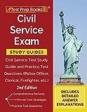 Civil Service Exam Study Guides: Civil Service Test