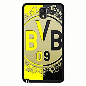 Royal Printing Borussia Dortmund Cover Phone Case For Samsung Galaxy Note 3