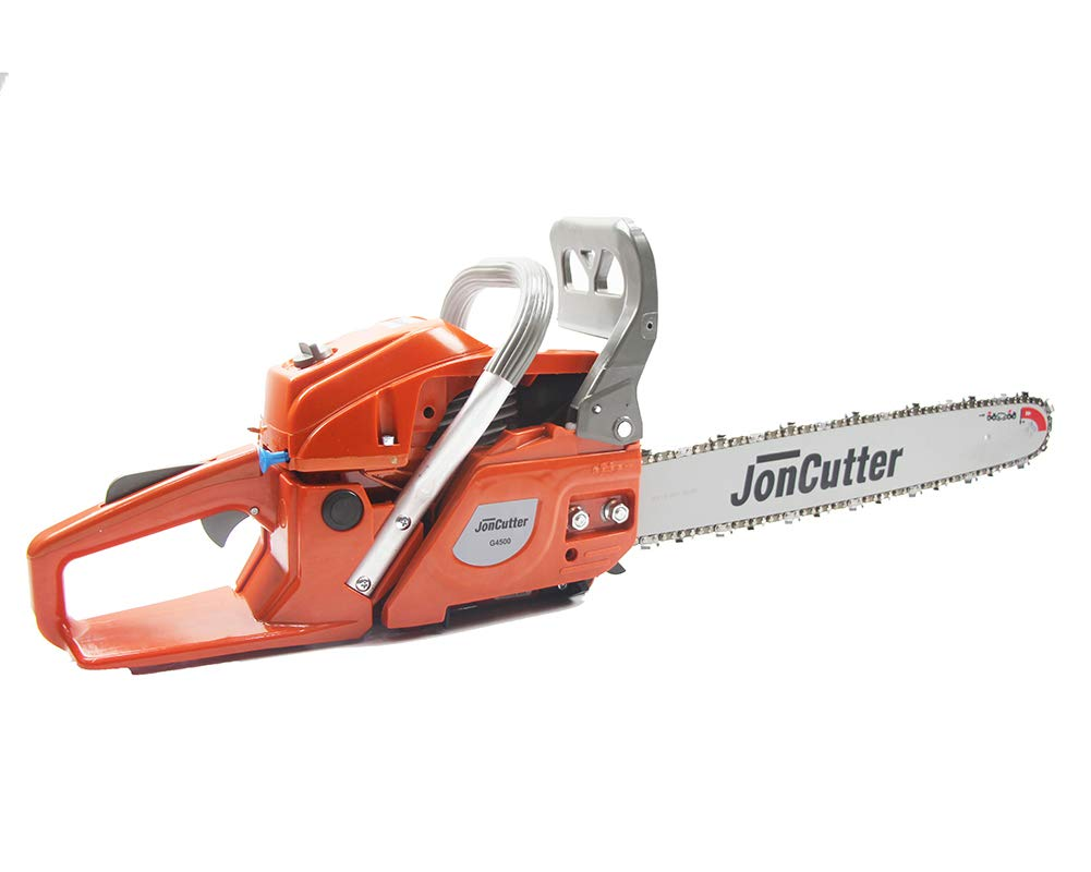Farmertec 45cc JonCutter Home Use Gasoline Chainsaw Power Head Without Saw Chain and Blade One Year Warranty