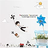 Best EmiracleZe Books For Toddlers 2 To 4 Yrs - EMIRACLEZE Christmas Gift Cartoon Figure Windmill You Look Review