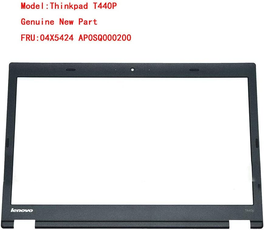 New for Lenovo Thinkpad T440P LCD Front Frame Bezel 04X5424 AP0SQ000200