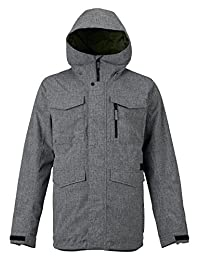 Burton Men's Covert Jacket, Bog Heather, X-Large